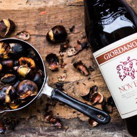Castagne e vino - Giordano Vini