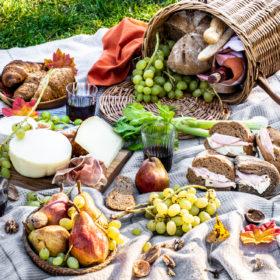 Waldkorn picnic